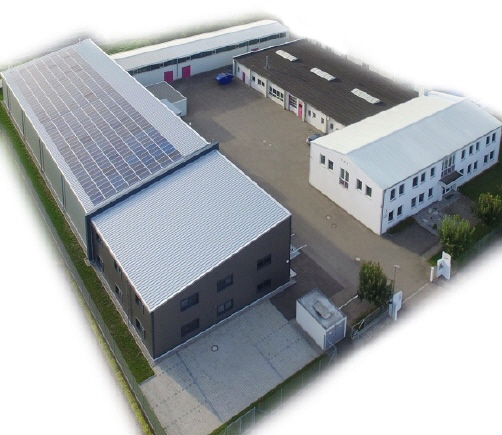 Production plant of Kuehn Kollektion GmbH & Co KG - Germany